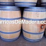 Barricas Toneles Cubas Barriles de madera usadas de 225 litros (3)