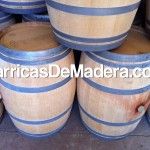 Barricas Toneles Cubas Barriles de madera usadas de 225 litros (4)