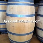 Barricas Toneles Cubas Barriles de madera usadas de 225 litros (5)