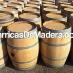 toneles usados, cubas de madera