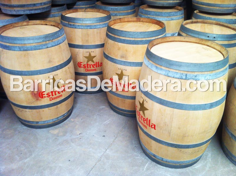 barril de madera, barrica publicidad, tonel decorativo, cubas de vino, comprar barricas usadas.