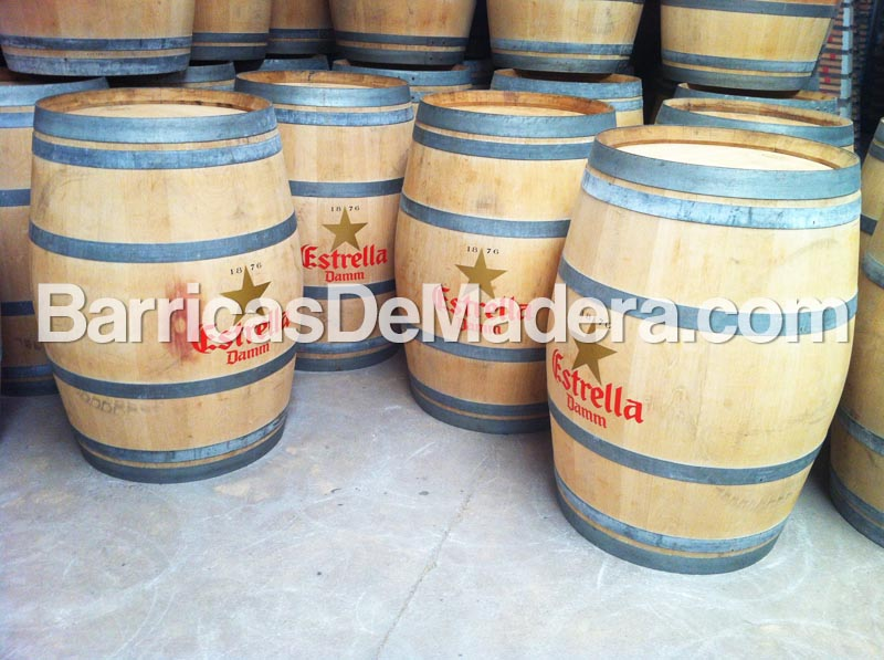barricas publicitarias, barricas decoración, barricas usadas, toneles de vino usados, barril vino