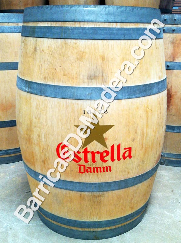 barrica publicidad, barril decorativo, toneles bar, barrica decoracion