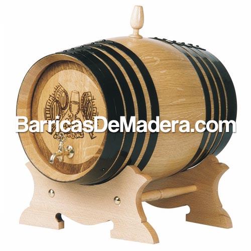 barril-con-pie-bajo-tablilla-anagrama-bodega-grabado-barricas-de-madera
