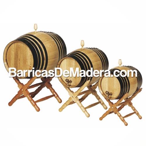 barril-con-pie-bajo-torneado-barricas-de-madera