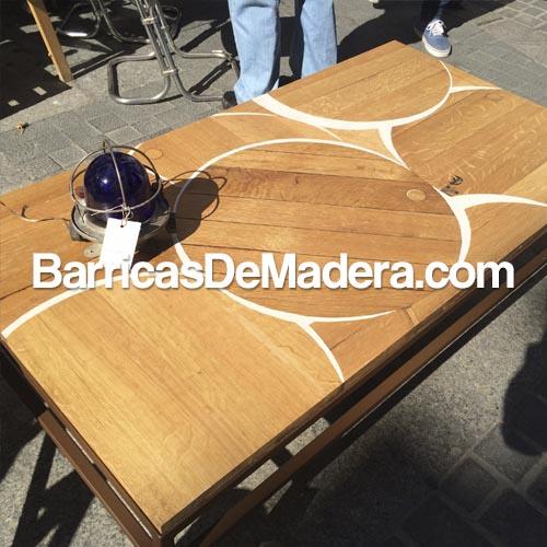 mesa-con-fondos-de-barricas-barriles-lahabanadecoracion