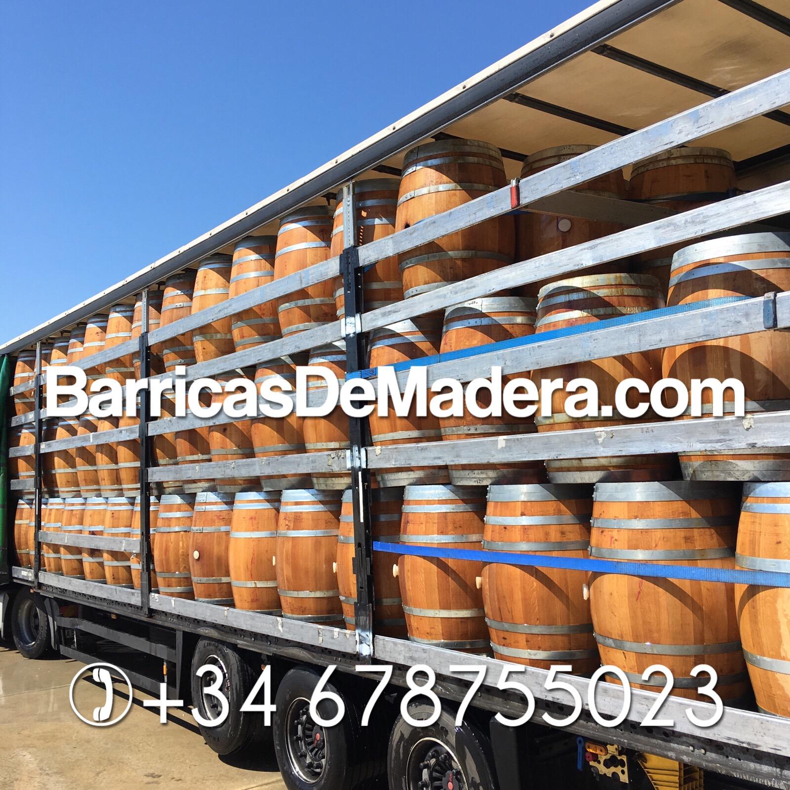 Red wine barrels for sale