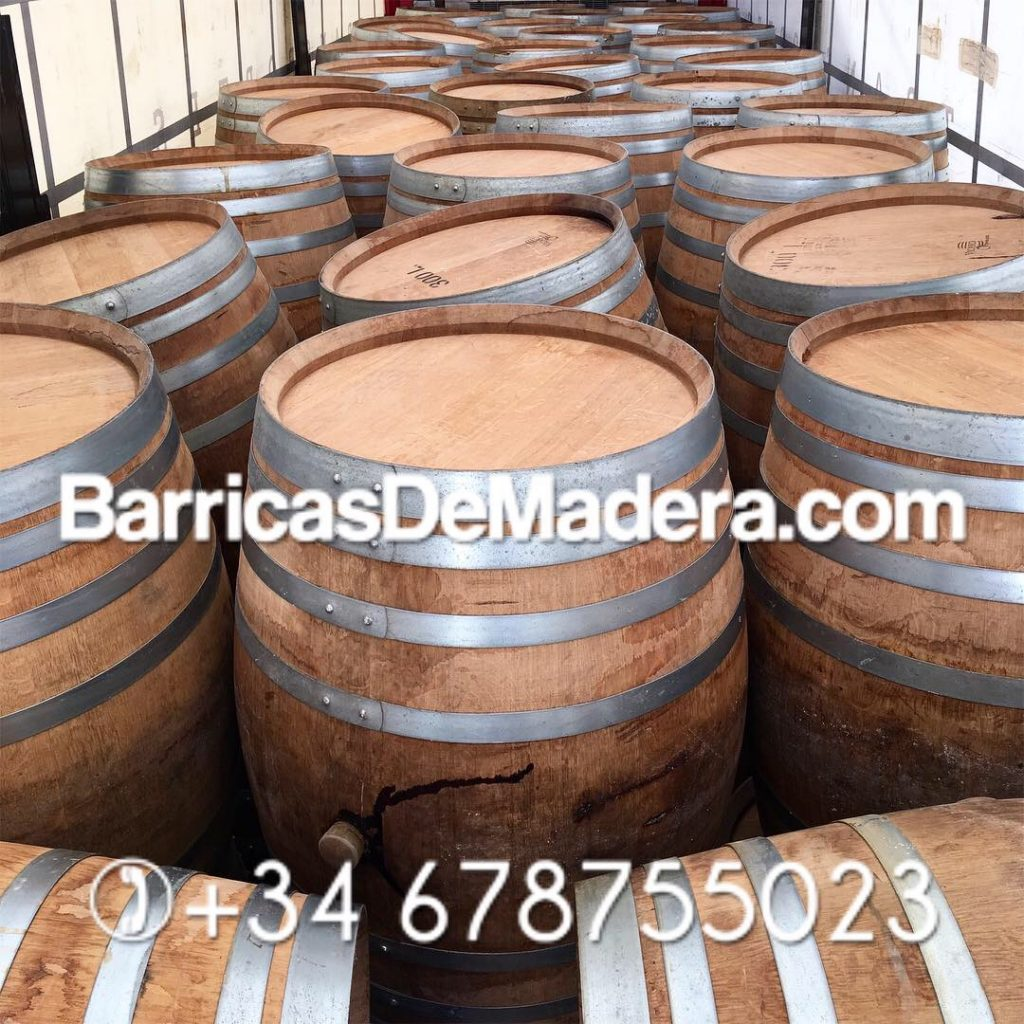 Brandy barrels 300L French oak