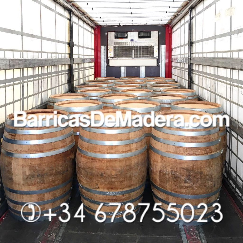 brandy-barrels-supplier-spain