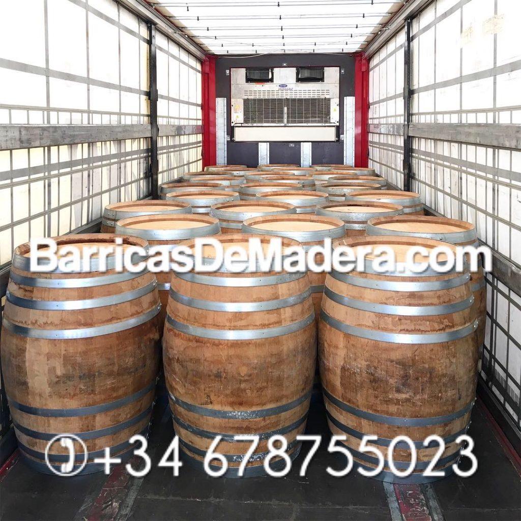 brandy-barrels-supplier-spain