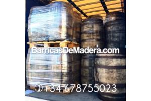Barricas cerveza Ex-Bourbon 200 litros