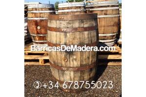 Barricas usadas 200 litros