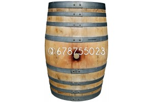 Barricas de madera 300 litros