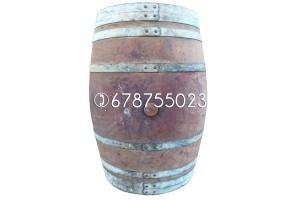 Barricas usadas 225 litros - Decoración ECO