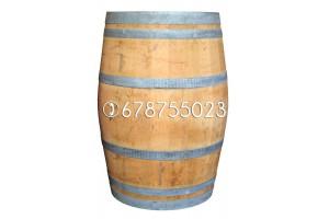 Barricas usadas 225 litros - Decoración