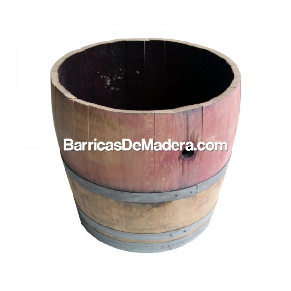 Barrica macetero 3/4