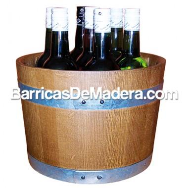 Cubitera para 6 botellas
