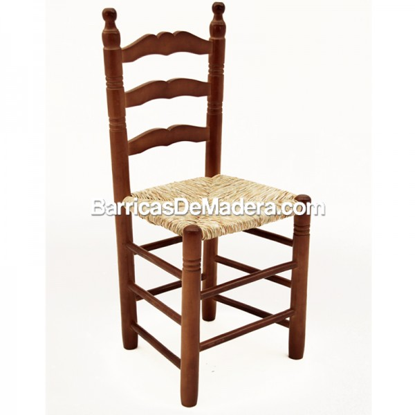 Silla chopo colonial