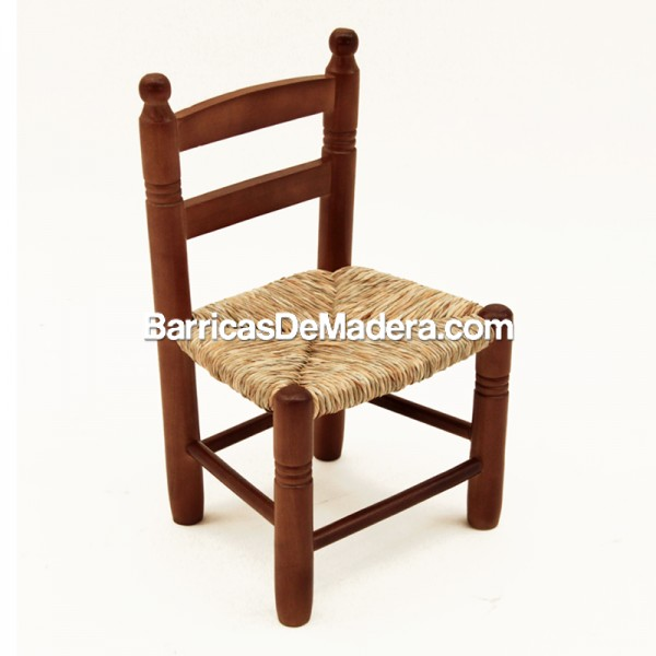 Silla chopo infantil mini