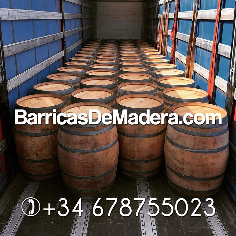 red wine barrels for sale